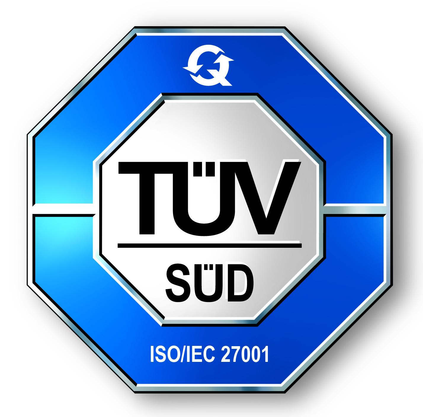 Certifikačná značka TÜV SÜD